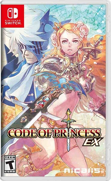 Code of Princess EX NSP Switch