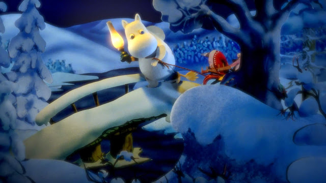 Moomins animation
