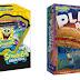 The Op anuncia nuevos juegos de mesa de Bob Esponja y PIXAR