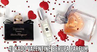 Kado Valentine Berupa Parfum