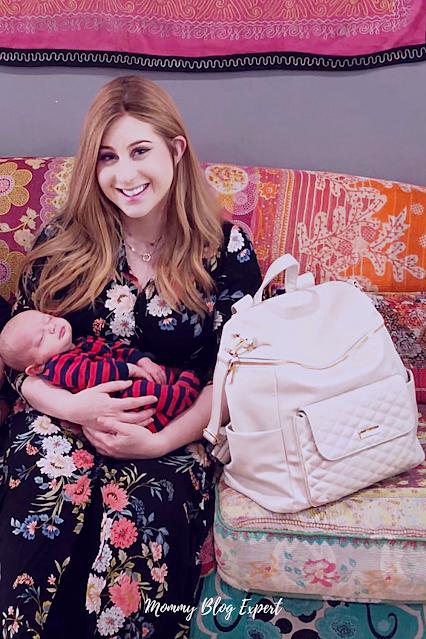 Millennial Mom Baby Trendy Diaper Bag