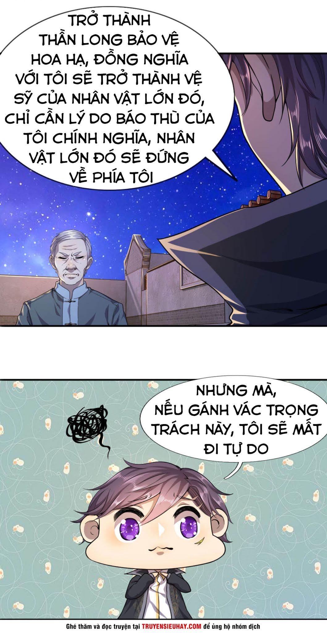 Y Võ Chí Tôn Chapter 70 video - Hamtruyen.vn
