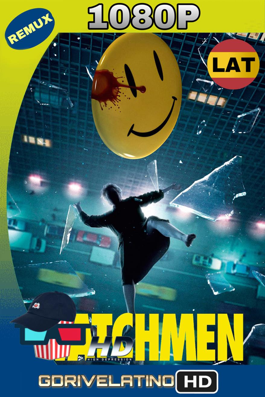 Watchmen (2009) REMUX 1080p (Latino-Inglés) MKV