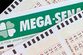 MEGA-SENA ACUMULA DE NOVO E DEVE PAGAR R$ 75 MILHÕES NO SÁBADO