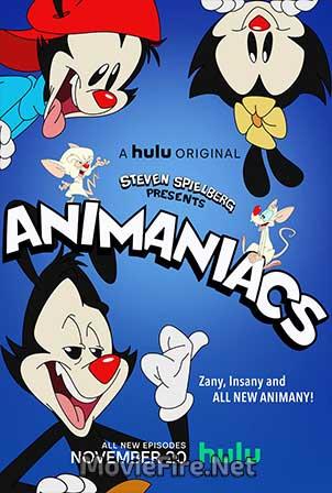 Animaniacs Season 1 (2020)