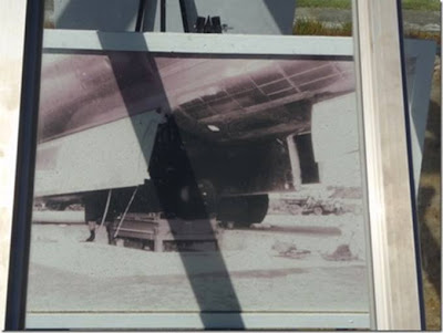 Little Boy loaded into The Enola Gay