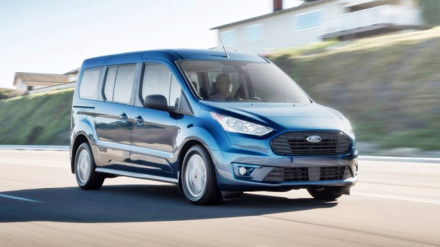 2019 Ford Transit Connect Cargo Van Promises Best-In-Class Fuel Economy