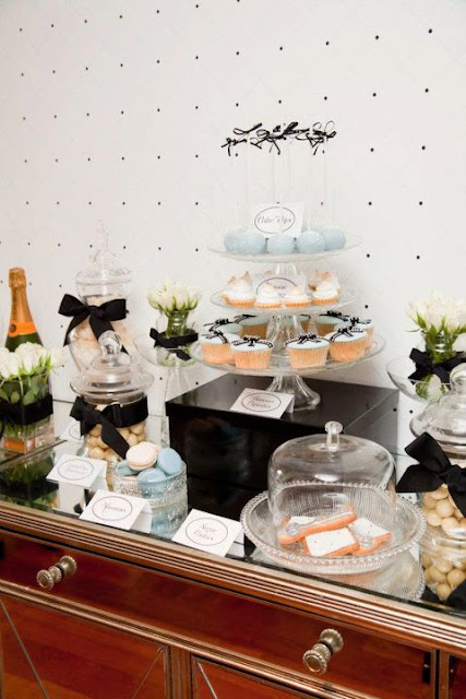 Kara S Party Ideas Tiffany Blue House Warming Party Kara