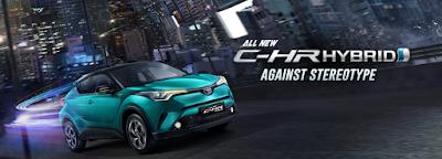 Dapatkan Harga Toyota CHR Hybrid dengan Penawaran Terbaik Segera!