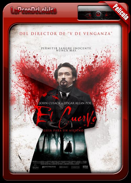 The Raven (2012) | El Cuervo: Guía Para Un Asesino 720p