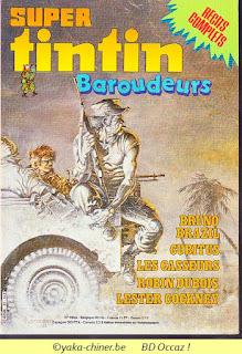 Super Tintin, Baroudeurs, Tome 23