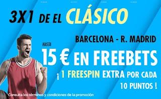 suertia promo clasico acb Barcelona vs Real Madrid 11-4-2021