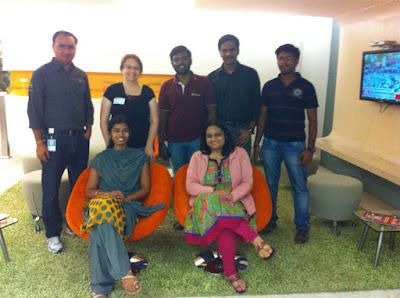 Microsoft India Team