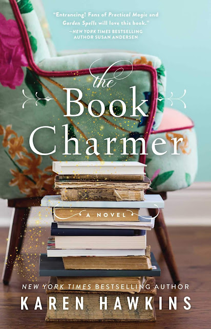 Review The Book Charmer by Karen Hawkins (Are you a Gilmore Girls Fan?)