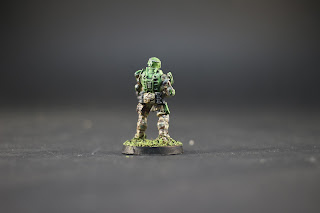 Marauders, 5307th Ranger Unit Rifle+Heavy Flamethrower