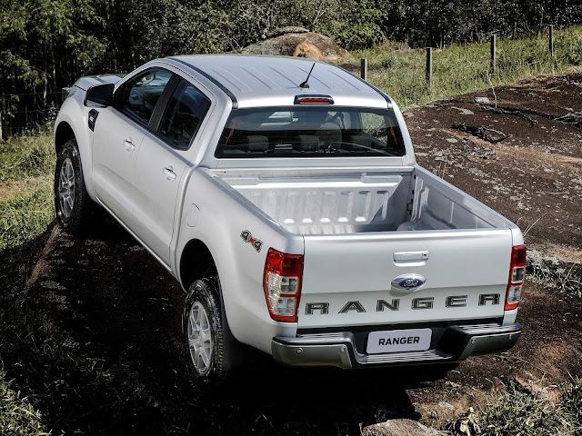 Novo Ford Ranger 2020 XLS