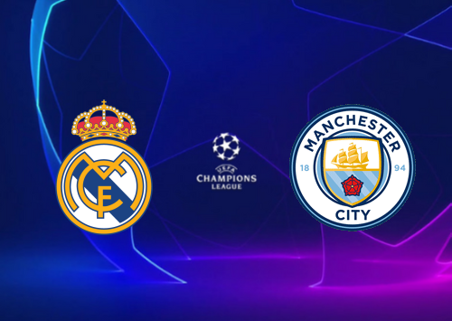 Real Madrid vs Manchester City - Highlights 26 February 2020