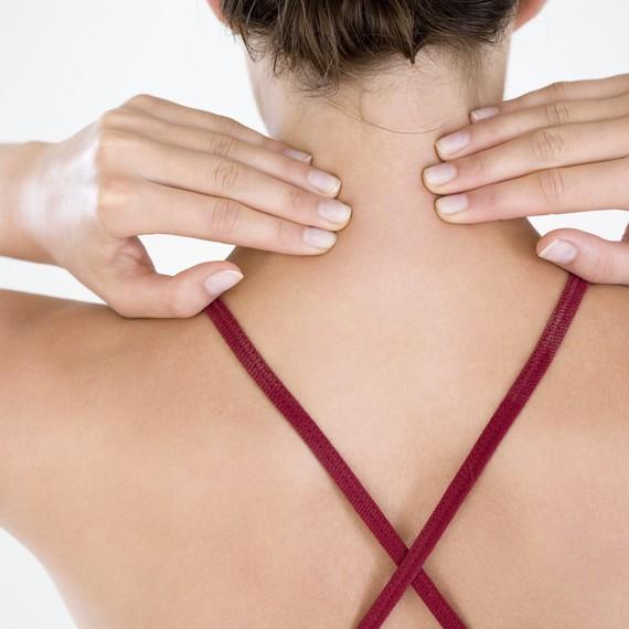 ماهو سبب تشنج عضلات الرقبة ؟