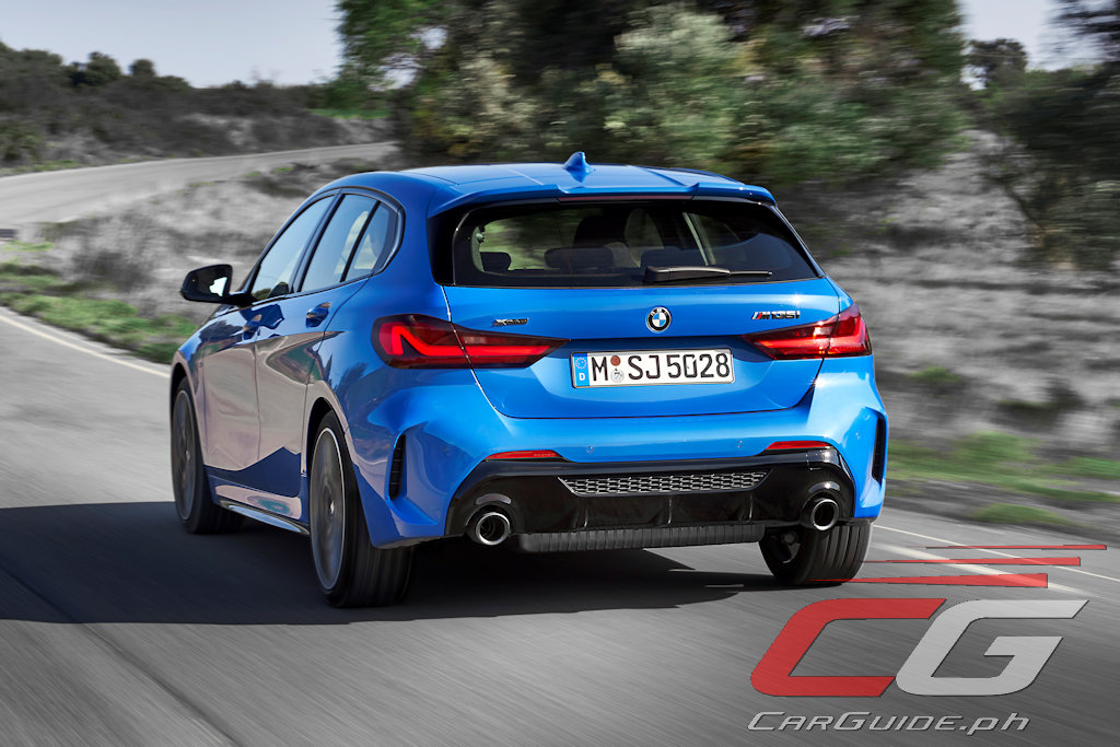 the 2020 bmw 1 series goes front-wheel drive   carguide.ph