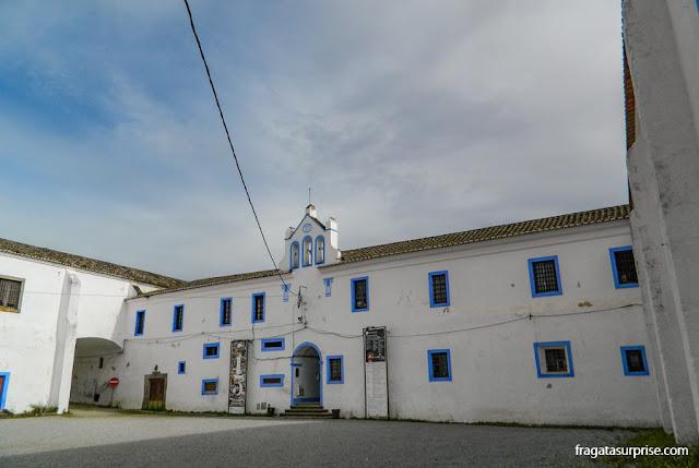 Convento de Nossa Senhora da Saudação, Castelo de Montemor-o-Novo, Alentejo, Portugal