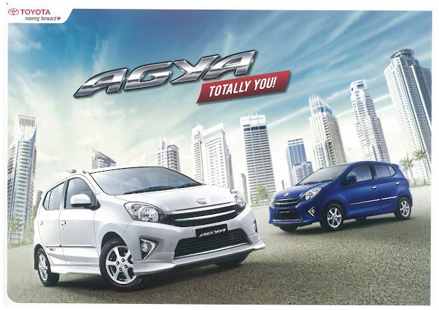 Daftar List Harga Toyota All Variant Agustus 2017
