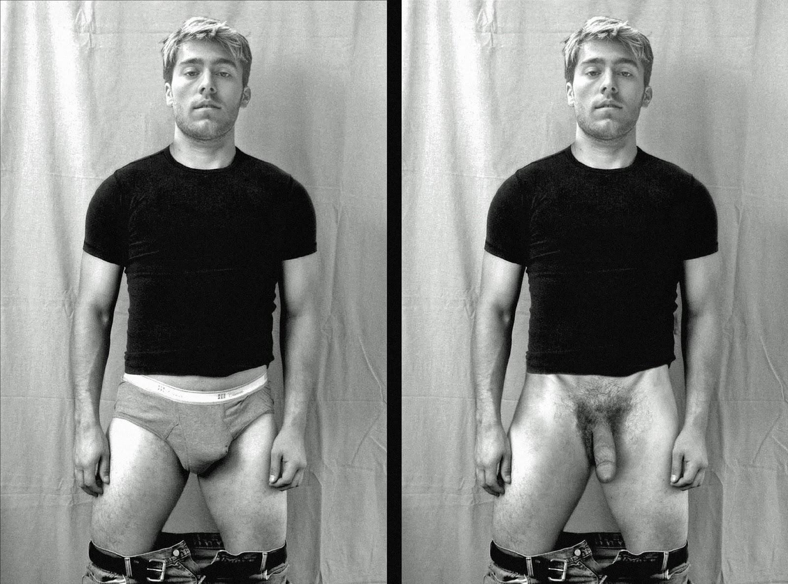 Benjamin Ingrosso Nude