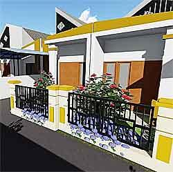 Dijual Rumah Citayam Depok Jawa Barat