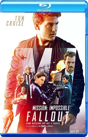 Mission Impossible Fallout 2018 HDRip 720p