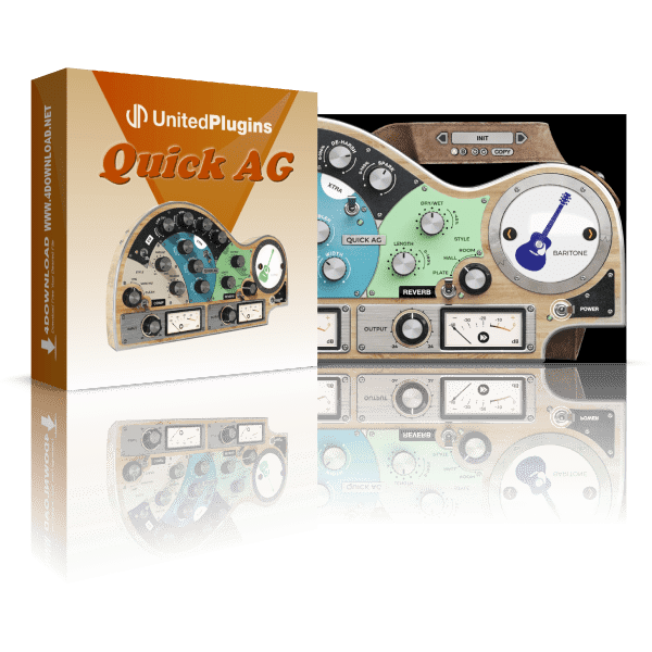 Instant Audio QuickAG v2.2.0 Full version