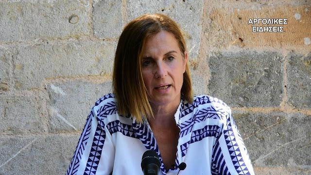 Μαρία Ράλλη: Γέφυρα ανάμεσα στο παρελθόν και το μέλλον οι φετινές εκδηλώσεις
