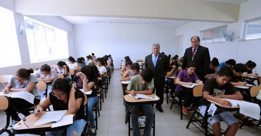 UNMSM: Más de 12 mil jóvenes participan en simulacro de admisión a Universidad San Marcos - www.unmsm.edu.pe