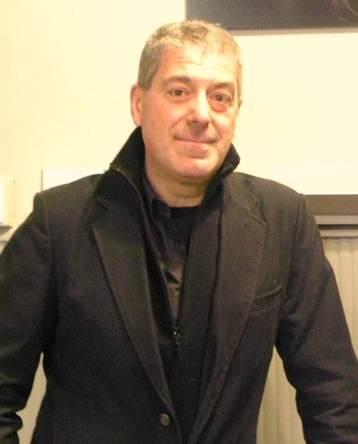 """Walter Zacchini patron de """" La Bottega di Trimalcione """" a Trieste"""