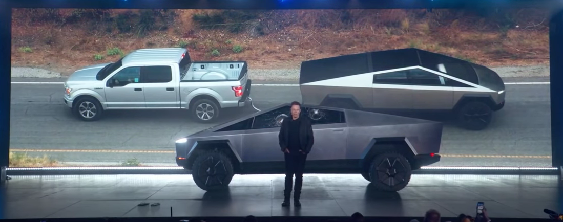 Ford scared of battle with Tesla Cybertruck