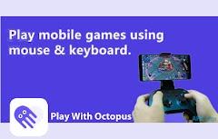 Cara Bermain Games Android Dengan Mouse, Keyboard, Dan Stick