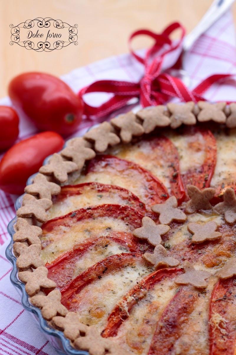 pomodoro, mozzarella