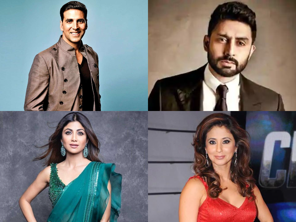 Actors Gossips: Forever indebted to our Bravehearts Akshay Kumar, Abhishek Bachchan, Shilpa Shetty pay tribute to 26/11 martyrs