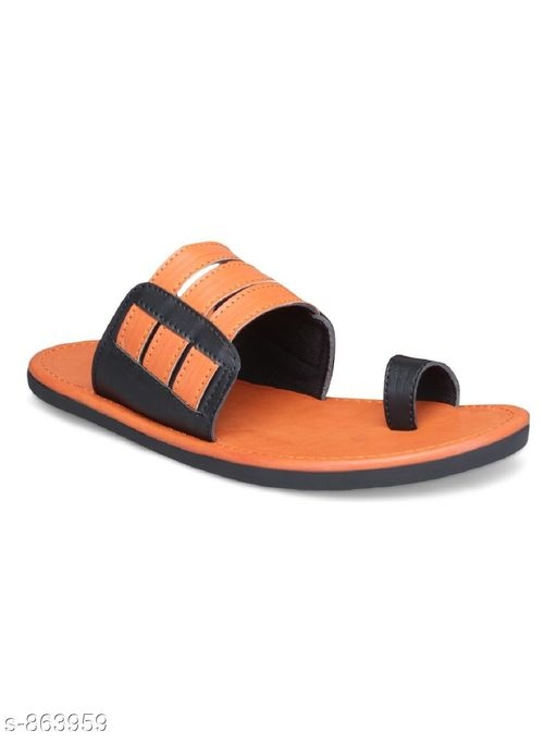 Men's trandy sandals