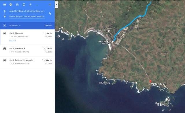 Google Hopeless ke Peh Pulo