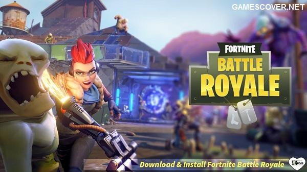 Download & Install Fortnite Battle Royale