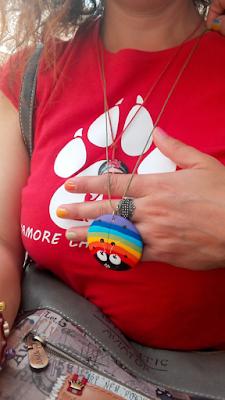 Gadget gaypride arcobaleno