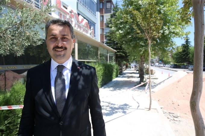 Tokat Belediye Başkanı Eyüp Eroğlu, daha huzurlu, daha mutlu bir Tokat şehri için çalıştıklarını belirtti.
