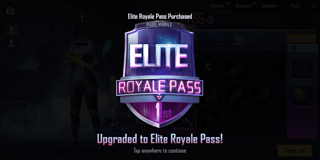 [Free Loot] Pubg Elite Pass Trick – Get ₹8100 UC Cash Free Of Cost