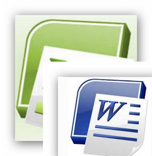 Microsoft Office Word dan Microsoft Office Excel