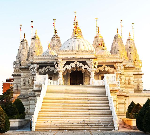 Templo Neasden en Londres