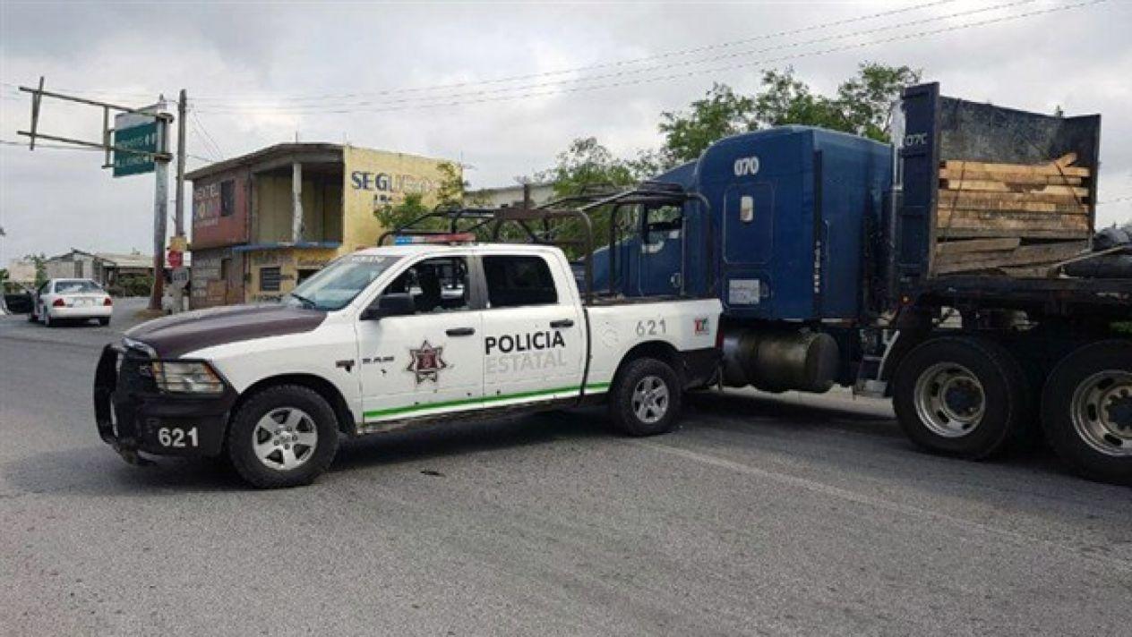 Ataque a policías estatales en Tamaulipas deja un herido