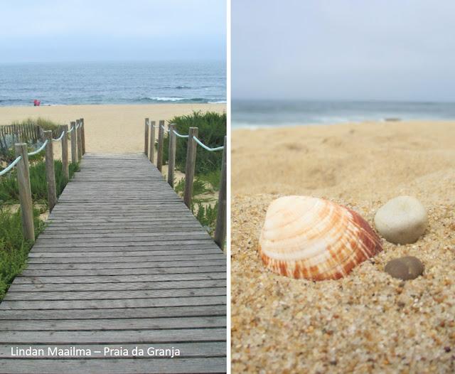 Granjan ranta Porto Portugali
