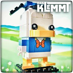 LEGO®40377 BrickHeadz Donald Duck