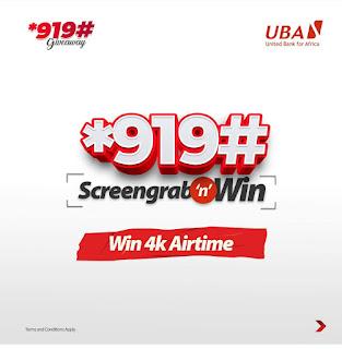 *919# UbA Magic banking Code