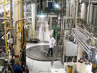 Haldenreaktoren. Foto: IFE via Wikipedia. Lisens CC by-sa 3.0