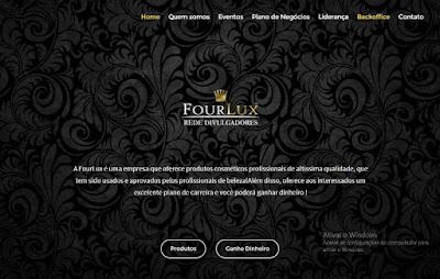 Criação de Site para Empresa de Cosméticos e Produtos de Beleza